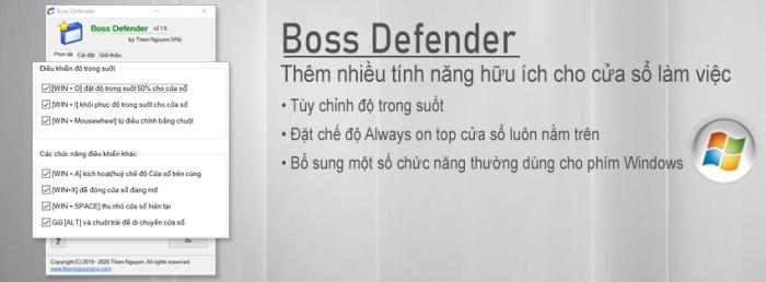 Boss Defender